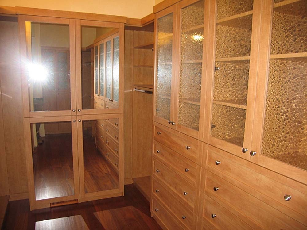 Beautiful Custom Designed Walk-In Closets by Closets and Things.